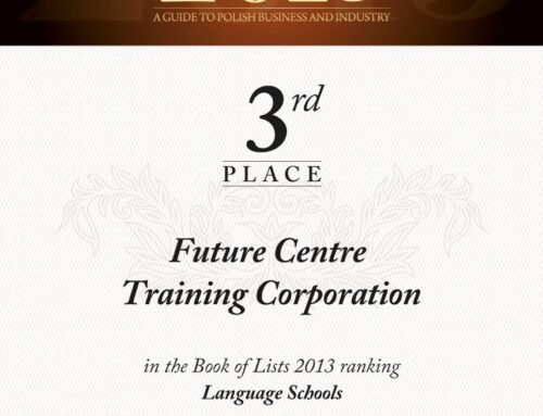 Future Centre Training Corporation has won the third place