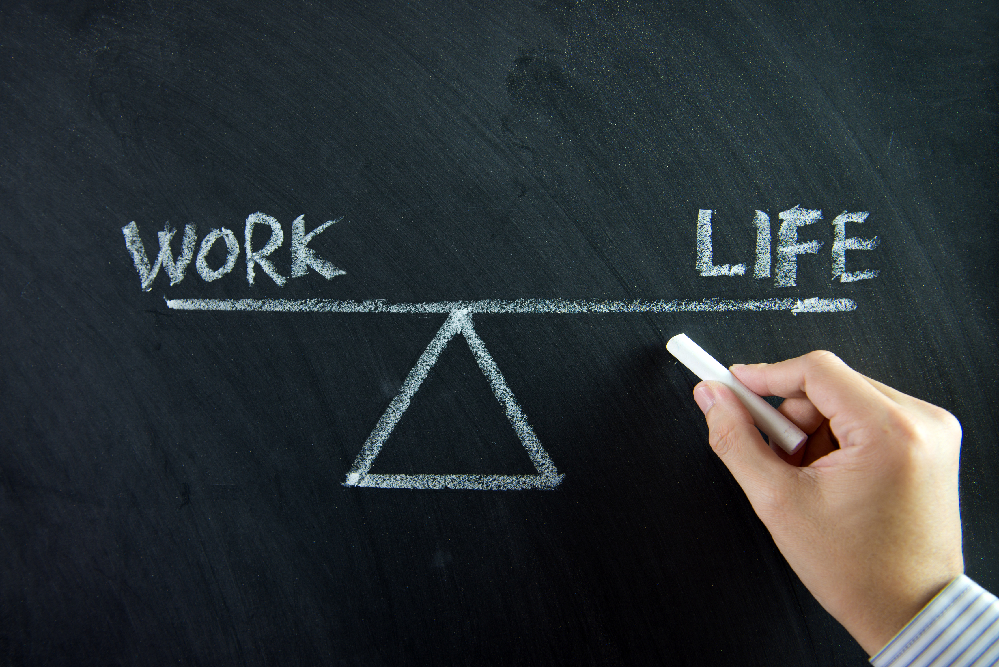 reflection on work and life balance Do you need an inspirational quote for your newsletter, website, presentation, or inspirational posters find quotes on a variety of work-related topics.