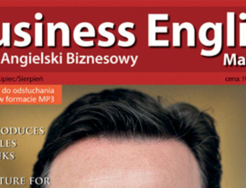 """Business English Magazine"" Wydawnicto Colorful Media – recenzja"