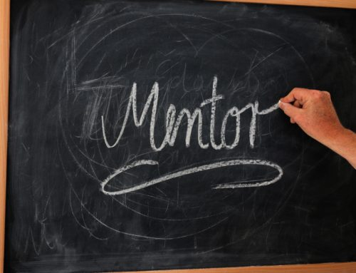 A few words about mentoring in an organization