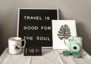 travel is adventure