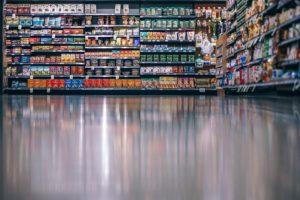 supermarket by night