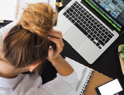 Narastający problem stresu
